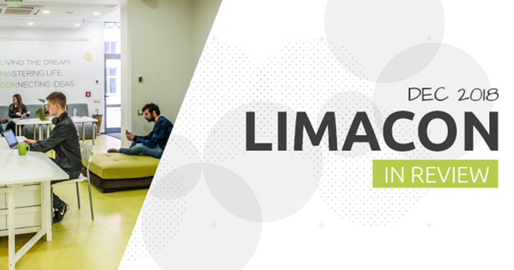 Limacon Newsletter Декември 2018