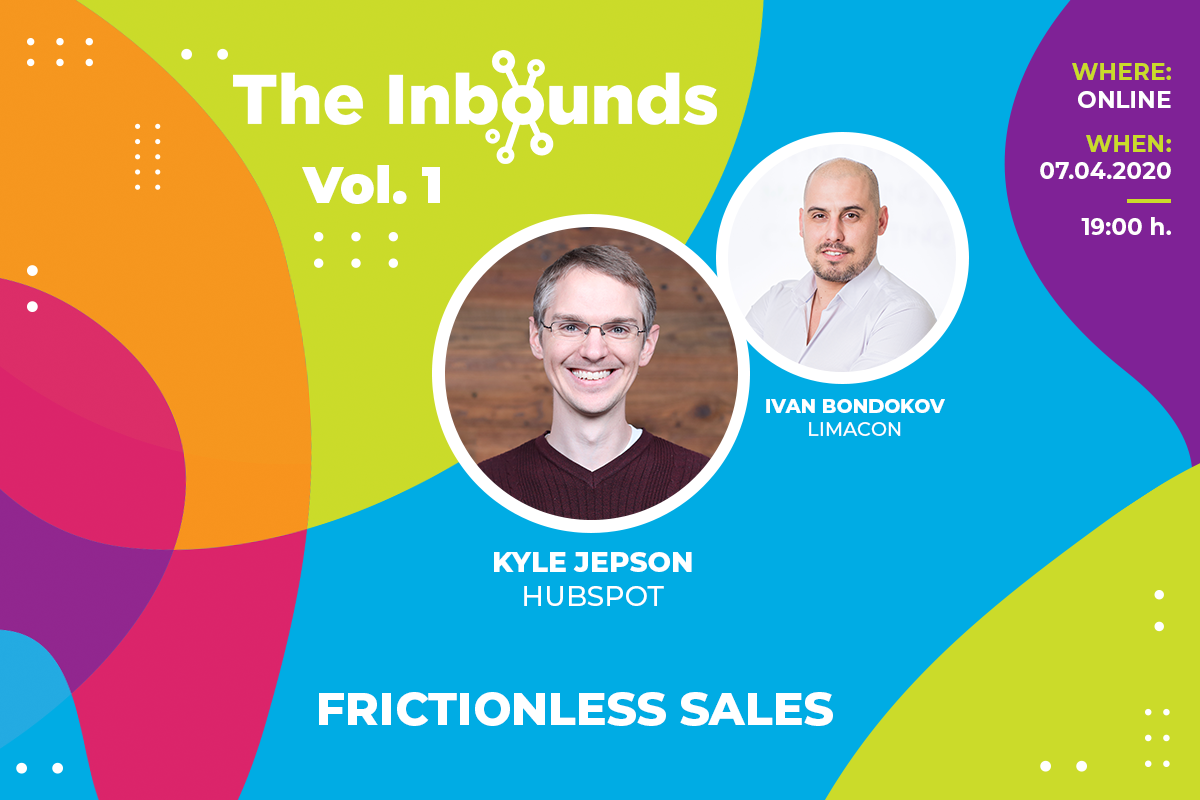 The Inbounds, vol. 1: Frictionless sales with Kyle Jepson