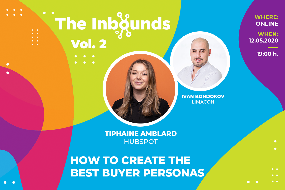 The Inbounds, vol. 2: How to create the best Buyer Personas with Tiphaine Amblard