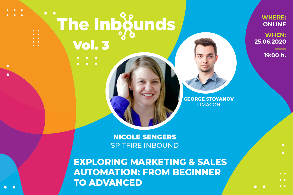The Inbounds, vol. 3: Exploring marketing & sales automation: From beginner to advanced