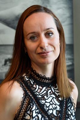 Веселина Балтова - експерт Човешки ресурси и вътрешни комуникации в КЦМ