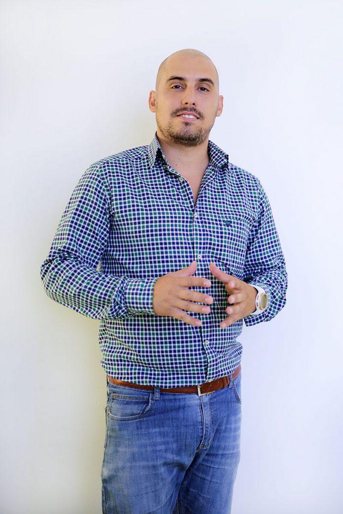 Иван Бондоков, съ-основател на Limacon Event Center