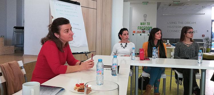 Закуси с мен с лектор Емилия Илиева в Лимакон Ивент Център 3