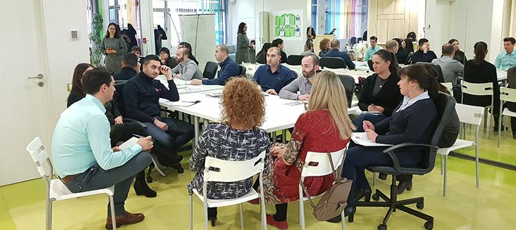 Обучение ефективно водене на интервю Limacon Event Center с Ивайло Иванов събитие