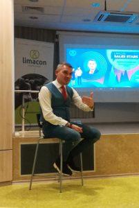 Limacon Sales Stars, vol.2 с Георги Найденов, управляващ съдружник в компанияUPSKILL