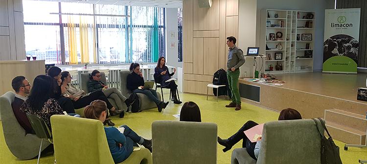 Подбор в дигиталната среда в Limacon Event Center слектор Ивайло Иванов отC Team